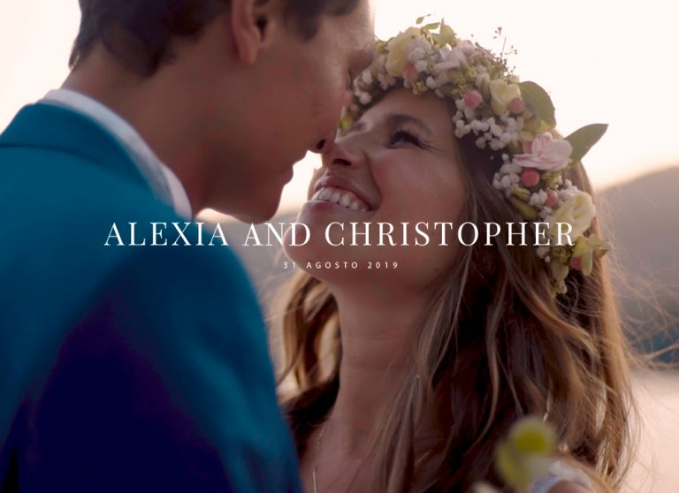 Alexia + Christopher
