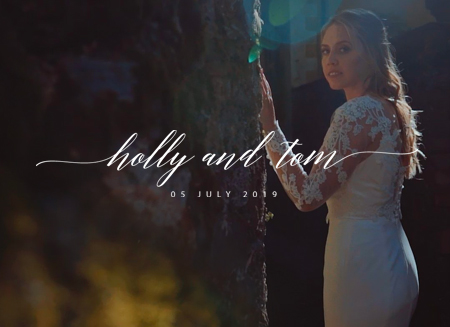 Holly + Tom // Wedding Film