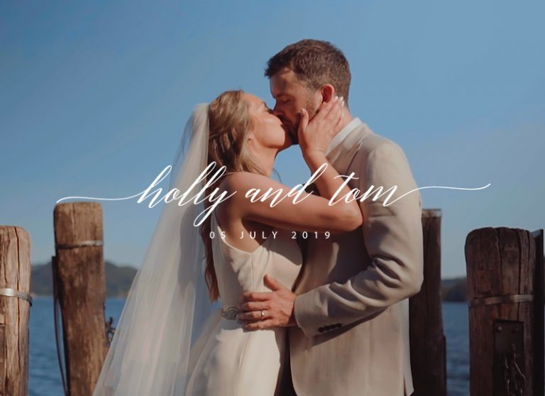 Holly + Tom