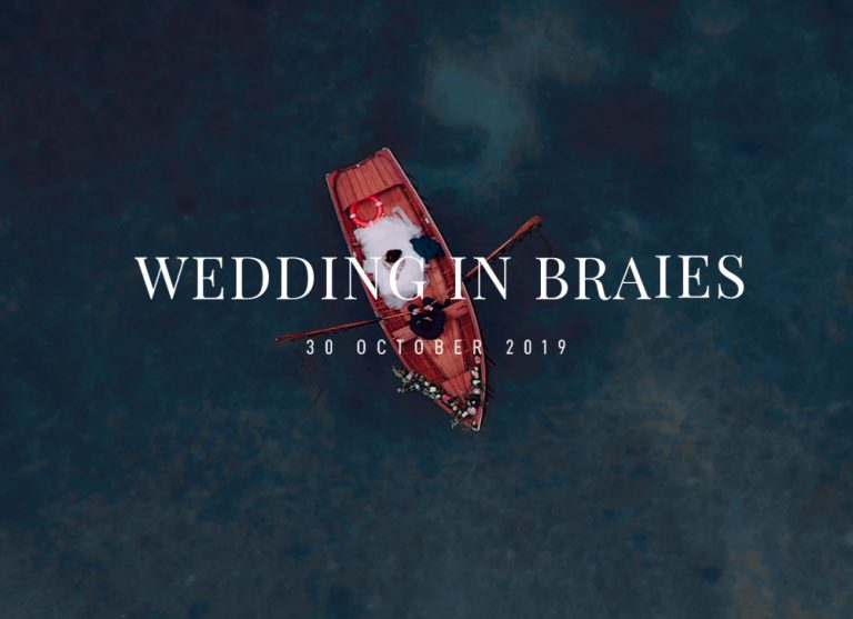 Wedding in Braies