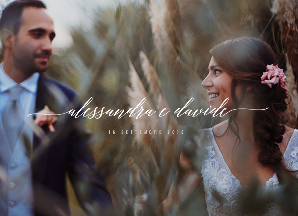 Alessandra + Davide